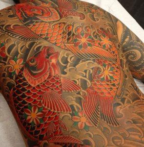 Long Beach Tattoo Artist Tom Moser 1