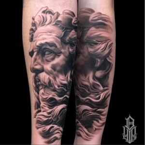 Los Angeles Tattoo Artist Dustin Yip 4