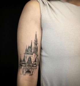 Los Angeles Tattoo Artist Emily Effler 3