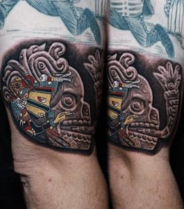 Houston Tattoo Artist Goethe Silva 2