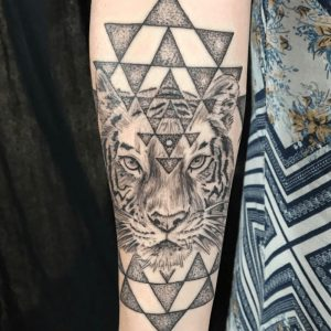 Los Angeles Tattoo Artist John Saletra 1