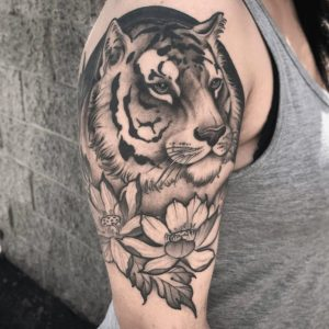 Los Angeles Tattoo Artist Kristen Fancher 3