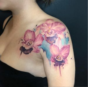 Los Angeles Tattoo Artist Lucy Hu 3