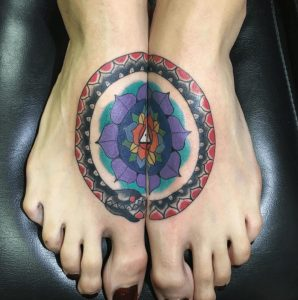 Los Angeles Tattoo Artist Peter Campbell 2