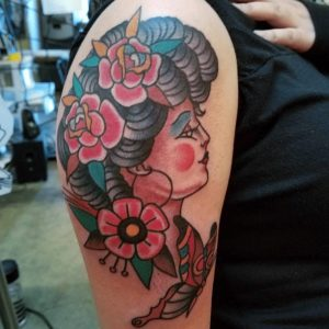 American Traditional Tattoo Artist 29