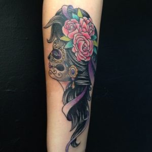 Louisville Tattoo Artist Adam Potts 1