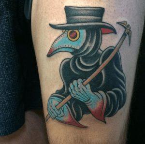 Portland Oregon Tattoo Artist 60