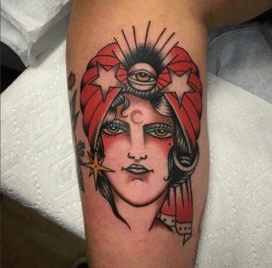 Louisville Kentucky Tattoo Artist 11
