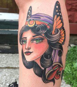 Louisville Kentucky Tattoo Artist 18