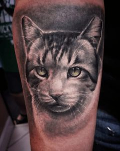 Portrait Tattoo Artist 17
