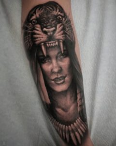 Best portrait tattoo artists near me top 10 prices for Louisville tattoo artists