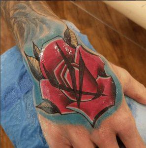 Louisville Kentucky Tattoo Artist 5