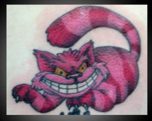 Louisville Tattoo Artist Psycho 1