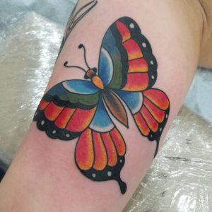 Louisville Kentucky Tattoo Artist 16