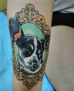 Louisville Kentucky Tattoo Artist 3
