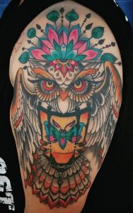 Lubbock Texas Tattoo Artist 18