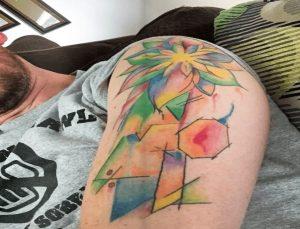Lubbock Tattoo Artist Brian 2