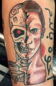 Lubbock Texas Tattoo Artist 21