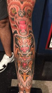 Lubbock Texas Tattoo Artist 22