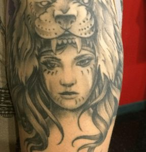 Lubbock Texas Tattoo Artist 14