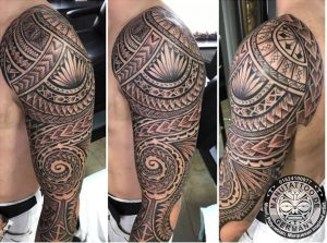 Who Are The Best Polynesian Tattoo Artists Top Shops Near Me