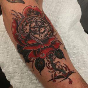 Memphis Tattoo Artist 6