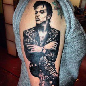 Memphis Tattoo Artist Babak 2