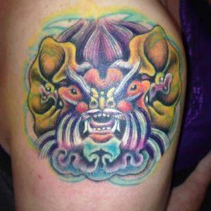 Memphis Tattoo Artist Babak 4