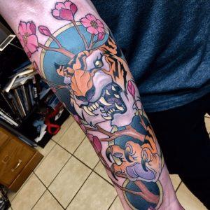 New School Tattoo Artist 25
