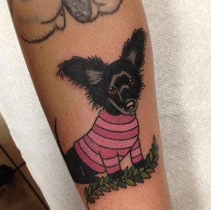 Memphis Tattoo Artist 14