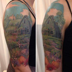 Memphis Tattoo Artist 15