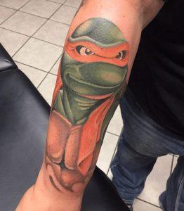 New School Tattoo Artist 1