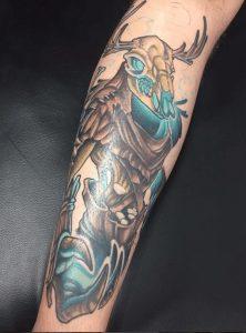 New School Tattoo Artist 2