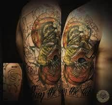Mexican Tattoo Meaning 12
