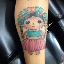 Mexican Tattoo Meaning 16