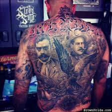 Mexican Tattoo Meaning 20