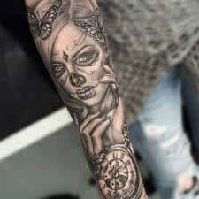 Mexican Tattoo Meaning 22