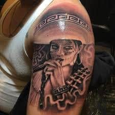 Mexican Tattoo Meaning 24