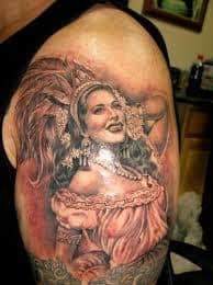 Mexican Tattoo Meaning 25
