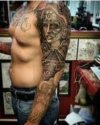 Mexican Tattoo Meaning 27