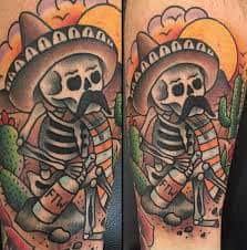 Mexican Tattoo Meaning 29