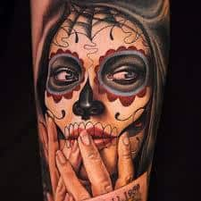 Mexican Tattoo Meaning 35