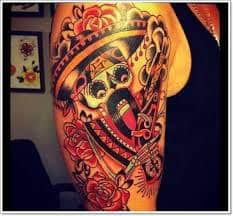 Mexican Tattoo Meaning 5