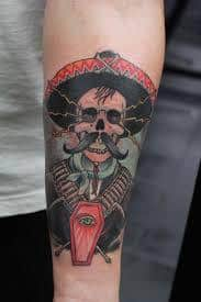 Mexican Tattoo Meaning 6