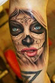 Mexican Tattoo Meaning 8