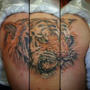 Milwaukee Tattoo Artist Adam Werther 4