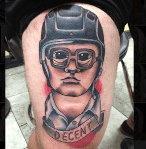 Milwaukee Wisconsin Tattoo Artist 17