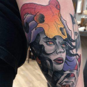 Milwaukee Wisconsin Tattoo Artist 25