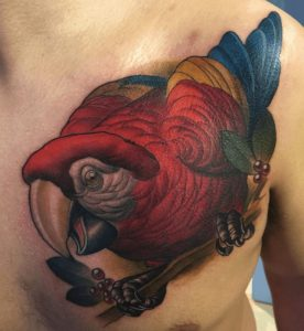 Milwaukee Wisconsin Tattoo Artist 27