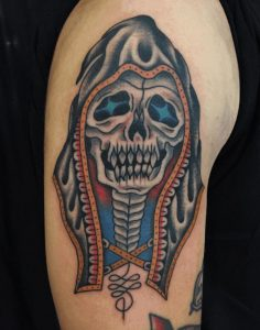 American Traditional Tattoo Artist 38